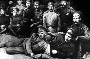 Есенин у г.Черновцы. 1916.